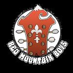 Red Mountain Boys guitar logo